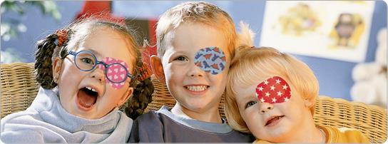عینک گوانجی - تنبلی چشم یا آمبلیوپی