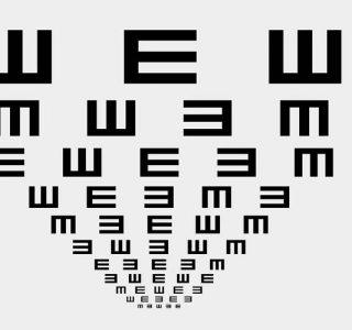 انواع تست بینایی سنجی