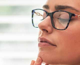 بهبود بینایی چشم